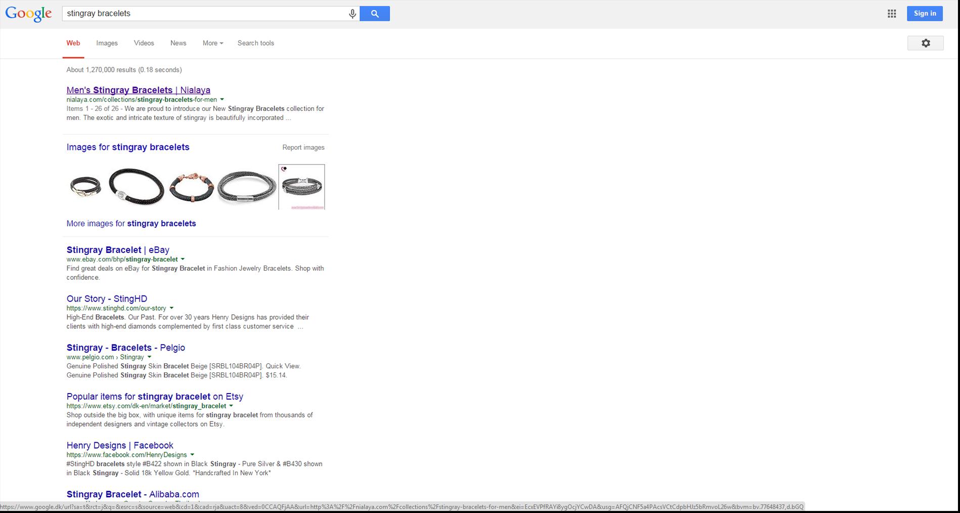 Nialaya, google search